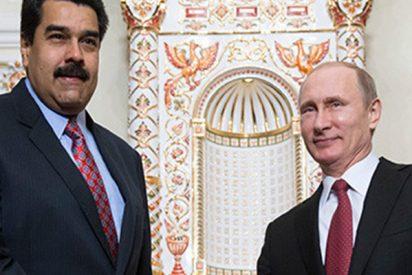 Este es el plan maestro de Rusia para hacer de Venezuela su nueva Siria