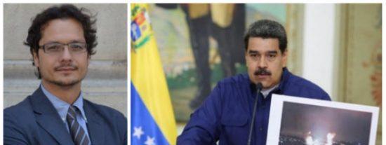 Soberbio palo de Ignacio Torreblanca a los medios podemitas por ocultar el verdadero drama de la dictadura de Venezuela