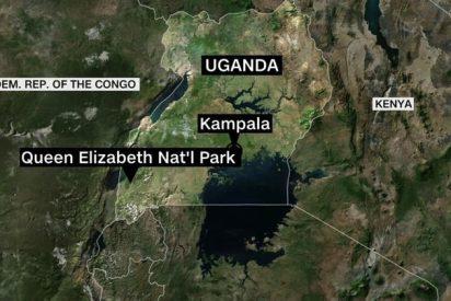 Secuestran a una turista estadounidense en un safari en Uganda