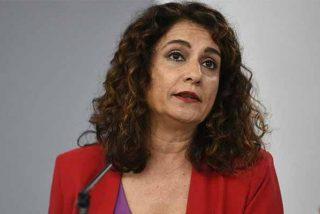 """La descarada excusa de María Jesús Montero para justificar la compra de material defectuoso: """"A Andalucía también le pasó"""""""