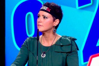 Jordi González baja 'los humos' a una 'prepotente' y crecidita Maria Jesús Ruiz