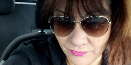 Esta es Marisol, rociada en gasolina y quemada viva en el coche por su novio cuando lo iba a dejar