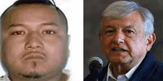 """Amenaza narco a AMLO: """"El Marro"""" advierte a López Obrador que el próximo """"regalo"""" le llegará a su casa"""