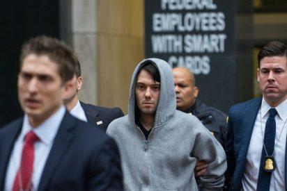 """El """"estadounidense más odiado"""": Llevado a la cárcel de Nueva York por su insolencia"""