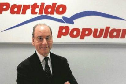 El autor del logo del PP planta a su partido para unirse a Vox