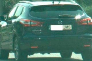 Este conductor catalán manipulaba la matrícula del coche y conseguía que las multas le cayesen a un mallorquín