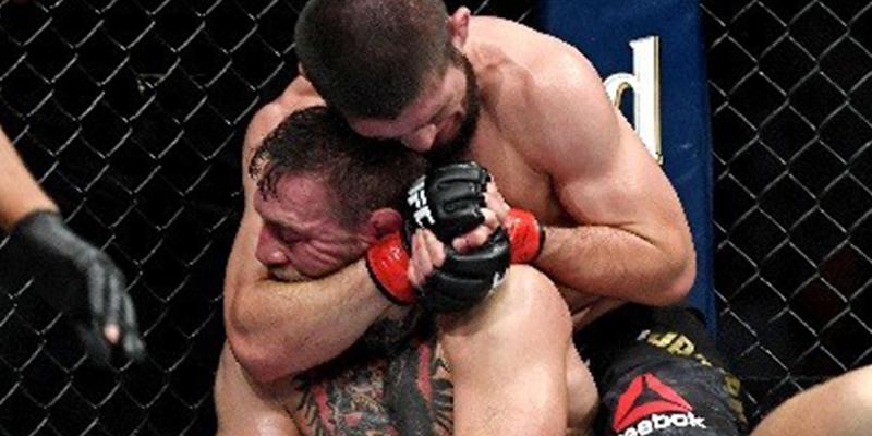 Un hombre asegura que McGregor le golpeó tras recordarle su derrota ante Nurmagomédov
