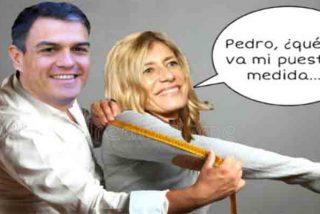 Todos los españoles están mucho peor que hace 2 años, excepto la mujer, amigos y compinches de Sánchez