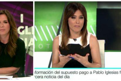 Mamen Mendizabal ahonda en el ridículo del informativo de Resano para salvar la cara a Ferreras tras la paliza de Iglesias