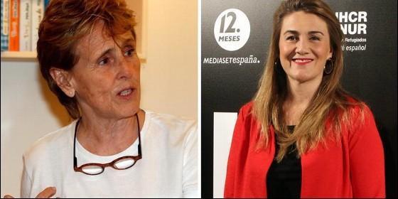 Telecinco provoca una guerra entre Carlota Corredera, Mercedes Milá y Christian Gálvez
