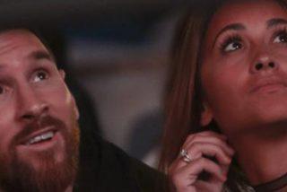 La prueba de que Messi y Antonella Roccuzzo se conocieron con 10 años