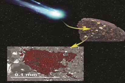 NASA: Sorpresa nunca vista dentro de un meteorito hallado en la Antártida