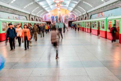 Corea del Norte: En las entrañas del Metro de Pyongyang