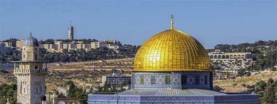La mezquita de Al-Aqsa en Jersusalén ardió al mismo tiempo que la catedral de Notre Dame