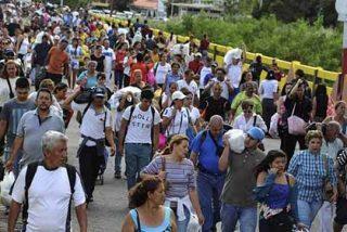 ¡Viva la revolución!: 6,1 millones de venezolanos han huido de la dictadura chavista