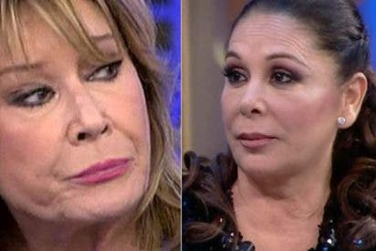 La nueva tomadura de pelo de 'Sálvame': ¿Isabel Pantoja intentó 'sobornar' a Mila Ximénez?