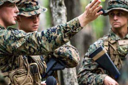 De locos: Soldados mexicanos detienen a militares de EEUU... ¡en el lado estadounidense de la frontera!