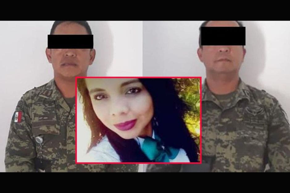 Militares mexicanos asesinan a su compañera por negarse a tener sexo