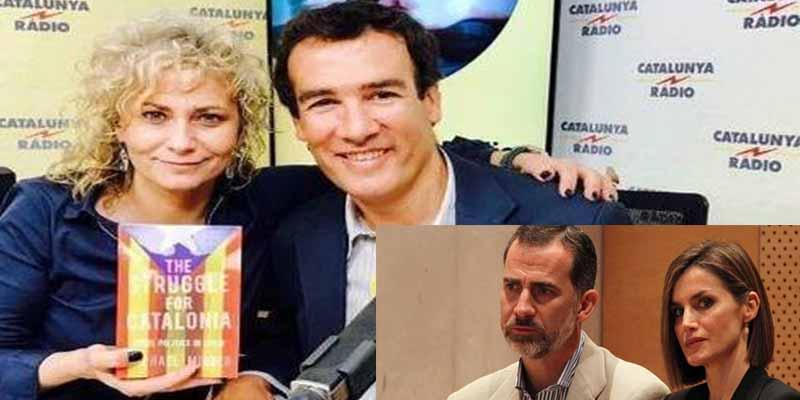 El abducido que 'The New York Times' tiene de corresponsal en España carga contra Felipe y Letizia