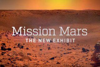 ¡Vive una increíble experiencia... en Marte!