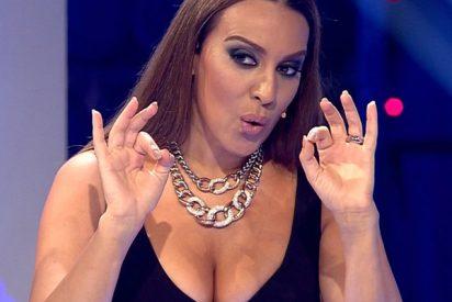 """Mónica Naranjo: """"Me puse como una burra con la viagra femenina"""""""