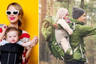Mejores mochilas portabebes