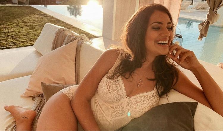 Lorena Durán: El ángel 'curvy' de Victoria's Secret