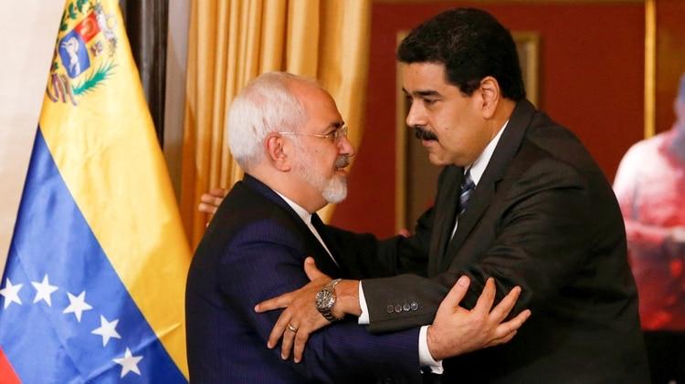 Irán ofrece sus soldados de elite de la Guardia Revolucionaria Islámica a Maduro
