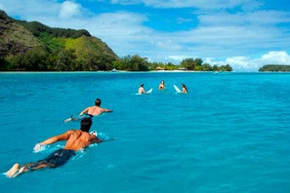 Islas paradisíacas: Moorea, Tahití