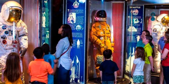 NASA Space Center de Houston: ¡La gran Aventura!