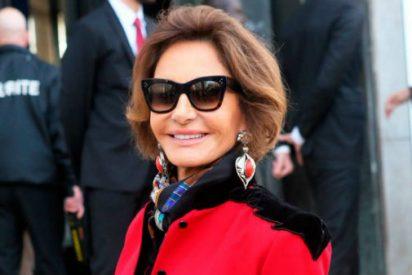 La reina del lujo, Naty Abascal, cumple 76 años rodeada de sus seres queridos