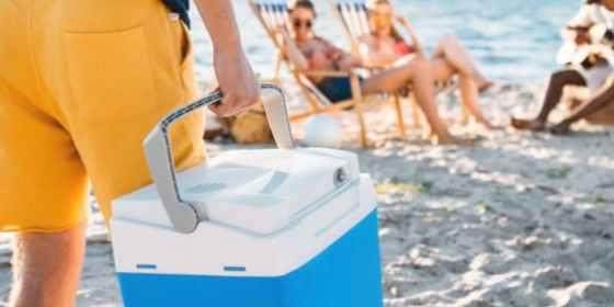 Neveras portátiles eléctricas más vendidas en Amazon ✅