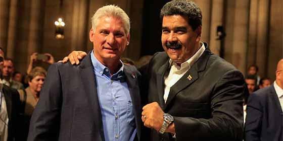 Estados Unidos sanciona a la firma Cubametales por mantener negocios con el régimen de Maduro
