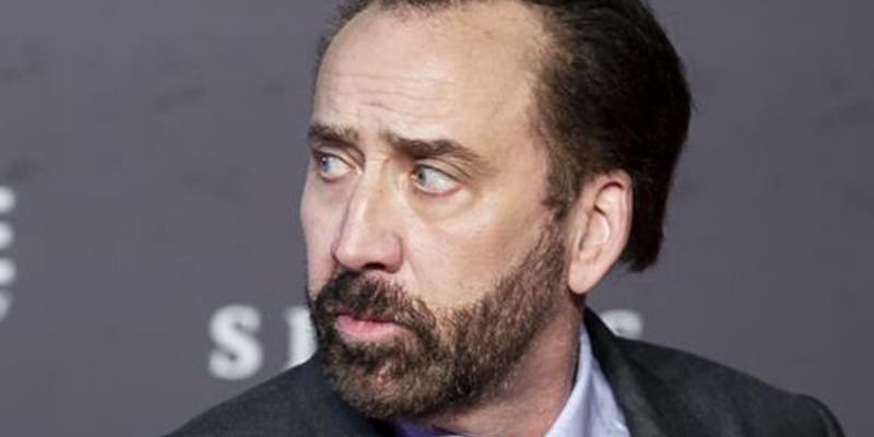 Exesposa de Nicolas Cage exige su manutención, tras un matrimonio de cuatro días