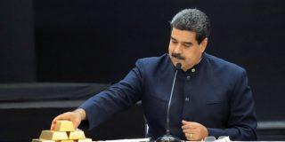 El dictador Maduro y su familia crean su riqueza con la explotación del oro venezolano