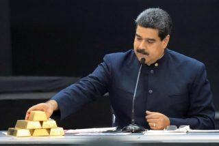 Por qué el Banco de Inglaterra retiene 31 toneladas de lingotes de oro venezolano y la falsa desesperación de Maduro