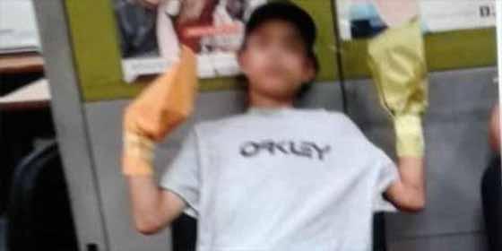 Colombia: Arrestan al niño sicario, con 14 años y acusado de 12 asesinatos en Medellín