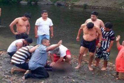 Muere ahogada una niña de 11 años arrastrada por la corriente tras ser bautizada en un río