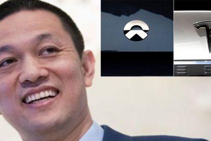 Así es NIO, el Elon Musk chino que presenta baterías revolucionarias