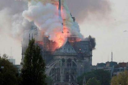 """Laureano Benítez Grande-Caballero: """"Notre Dame mon amour: ¿Arde Europa?"""""""
