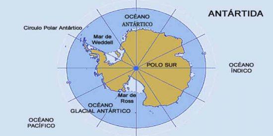 Mar de Lazarev: Fin al misterio de las aguas abiertas en el mar helado de la Antártida