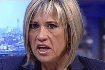 Julia Otero fulmina a un colaborador por 'olvidarse' de las mujeres en un comentario sobre los peligros de la extrema derecha