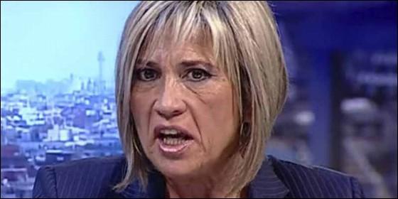 Julia Otero enloquece pidiendo a las mujeres que no voten a VOX y Twitter la ridiculiza