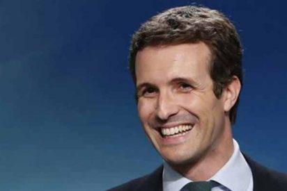 Pablo Casado se ofrece a acoger en el PP a los socialistas avergonzados de Sánchez