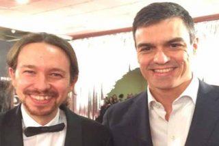 Otegi hiela la sangre de los demócratas al invocar un gobierno de Pedro Sánchez con Pablo Iglesias