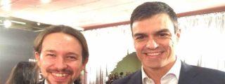 ¿Sabías que Pablo Iglesias exige a Sánchez tres vicepresidencias en el 'Gobierno Frankenstein'?
