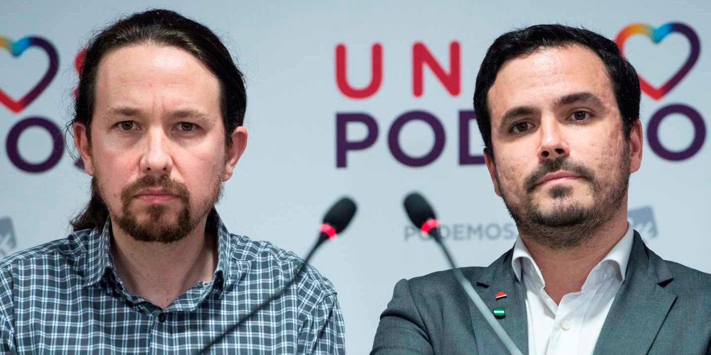 Descojone general por el nombre que usará la coalición de Podemos e IU en Madrid