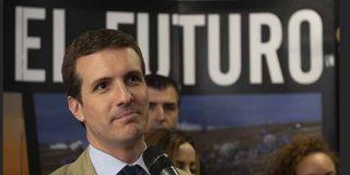 """El negro augurio de un candidato del PP: """"O llegamos a 100 escaños sin que caigan C's y Vox o adiós a Moncloa"""""""
