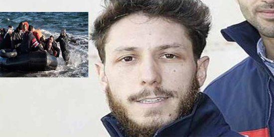 La triste y prematura muerte de Pablo Cano: el bombero español que se fue a ayudar a refugiados