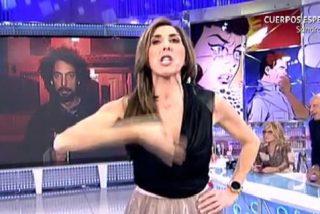 Paz Padilla se juega su puesto de trabajo en Telecinco tras un brutal comentario sobre Isabel Pantoja